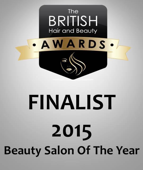 Finalist for Beauty Salon of the year 2015